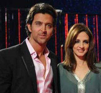 Sussanne And Hrithik Pic From Koffee With Karan Show Third Season