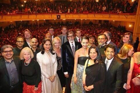 Amitabh Bachchan And Kangana Ranaut Attend The Indian Film Festival Melbourne