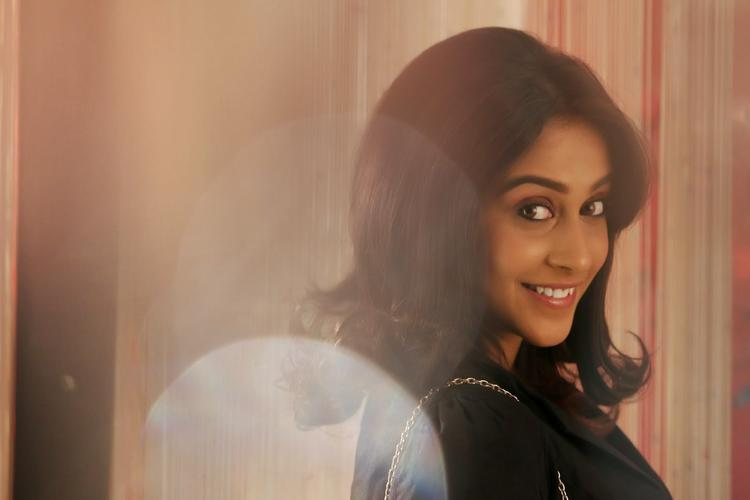 Regina Cassandra Sweet Smiling Pose Photo Still