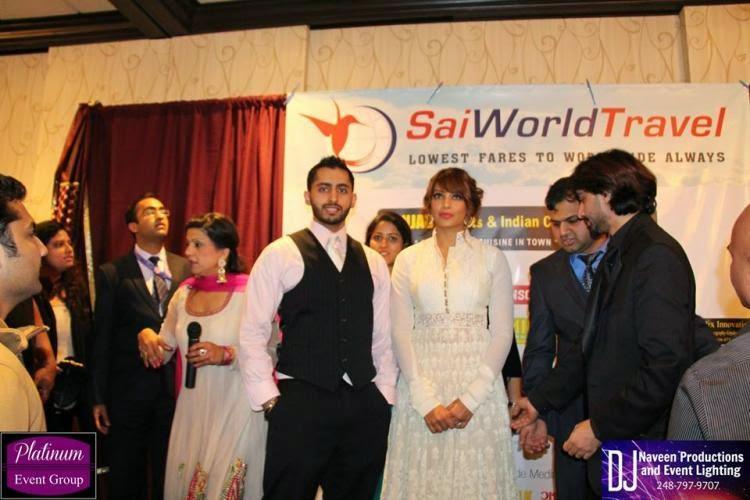 Bipasha Basu Attend An Event In Detroit USA