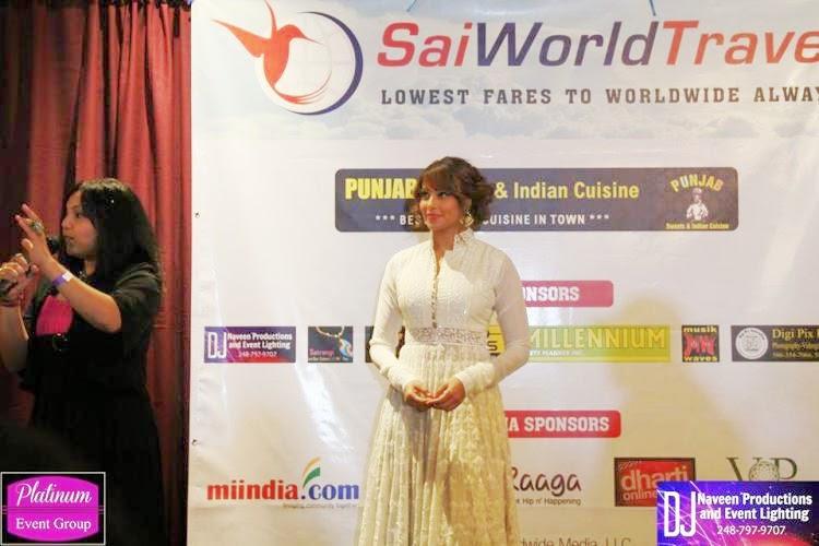 Bipasha Basu Glamour Look At An Event In Detroit USA
