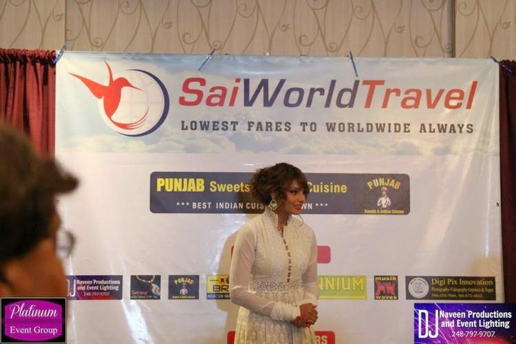Bipasha Basu Present At An Event In Detroit USA