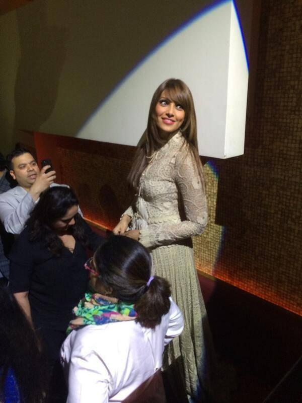 Bipasha Basu Smiling Pose For Camera At An Event In New York City