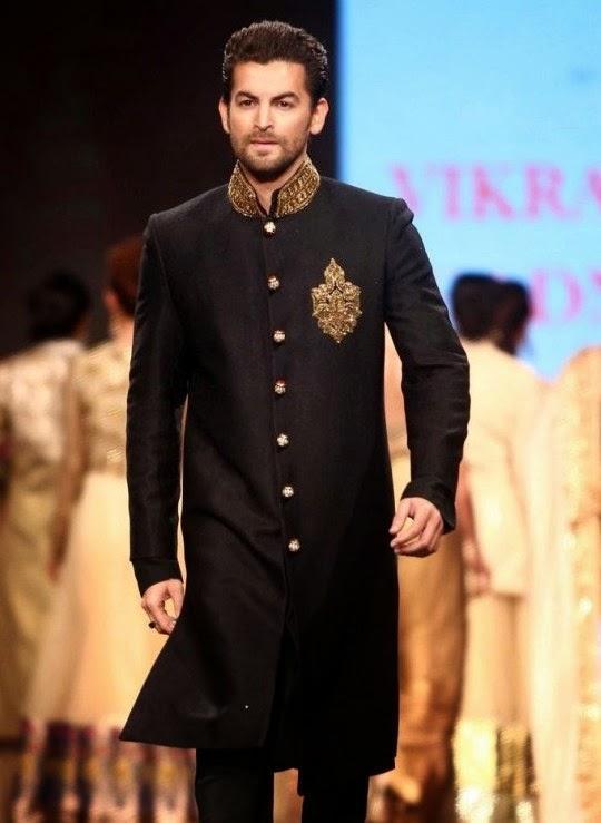 Handsome Neil Nitin Mukesh Walks The Ramp For CPAA Fashion Show