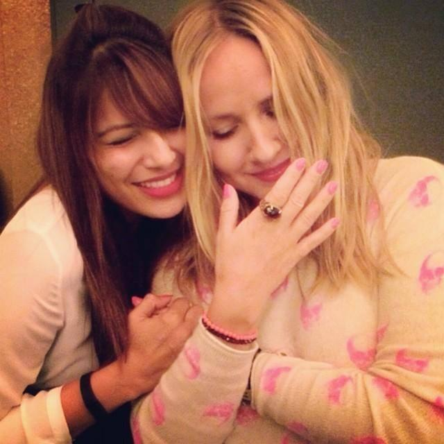 Bipasha Basu Cool Laughing Posed With A Fan At London