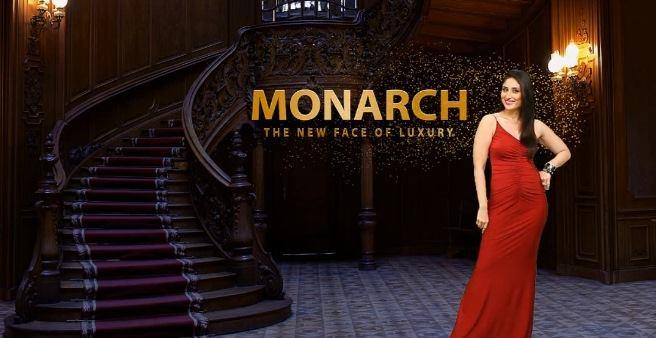 Kareena Kapoor Khan In Red Dress Gorgeous Look Photo Shoot For Monarch 2014 Edition