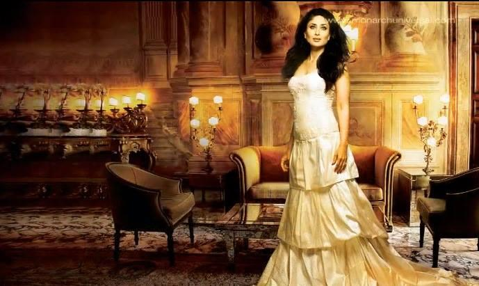 Kareena Kapoor Khan Smashing Beauty Look Photo Shoot For Monarch 2014 Edition
