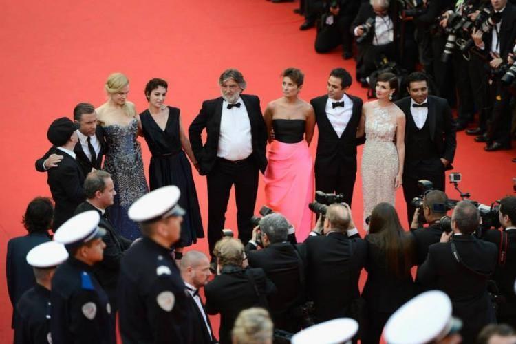 Uday Chopra Attend Screening Of 'Grace Of Monaco' At Festival De Cannes