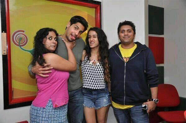 Director Mohit Promote Ek Villain With Sidharth And Shraddha