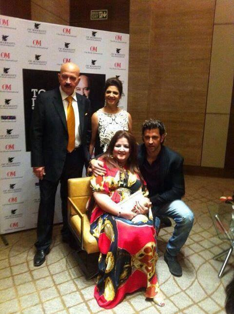 Hrithik's Sis Sunaina Roshan Pays Tribute To Her Dad