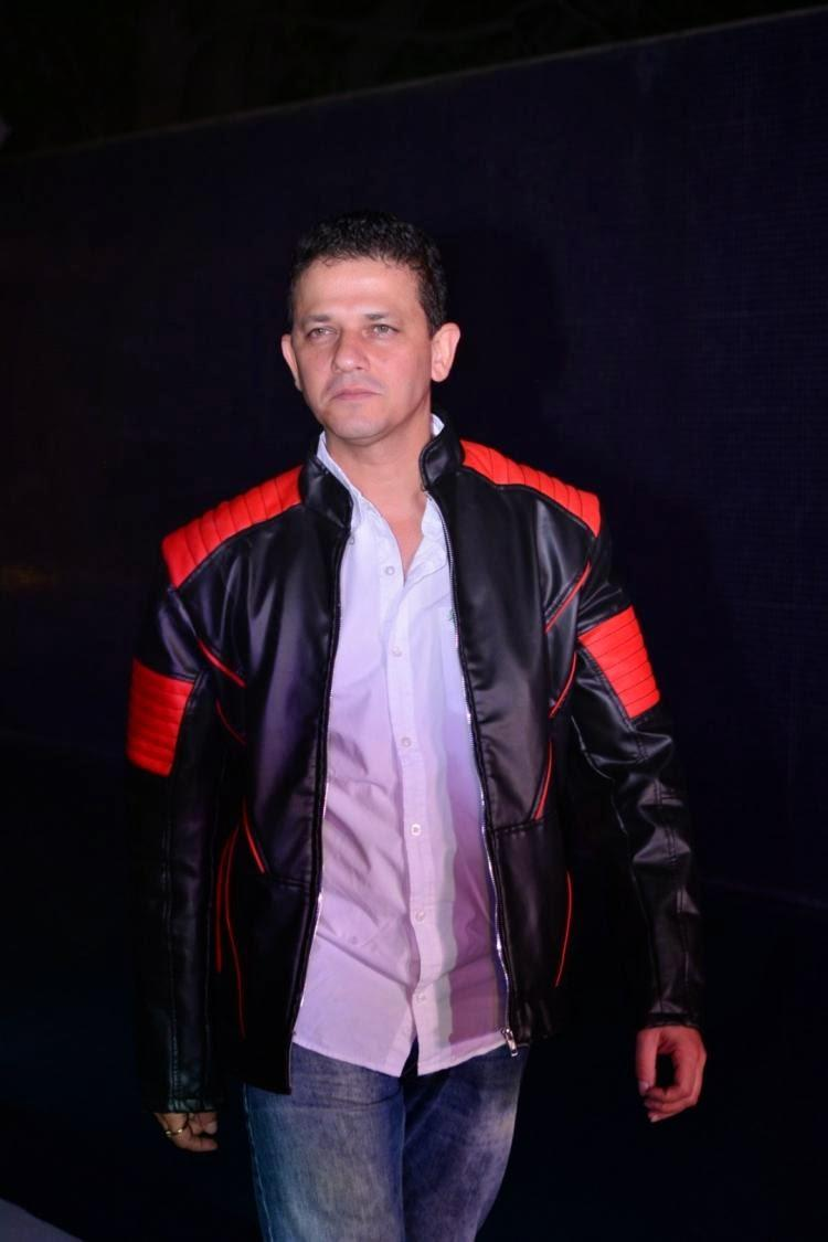Kabir Sadanand Walked On Ramp During The Promotion Of Fugly Movie In Bangalore