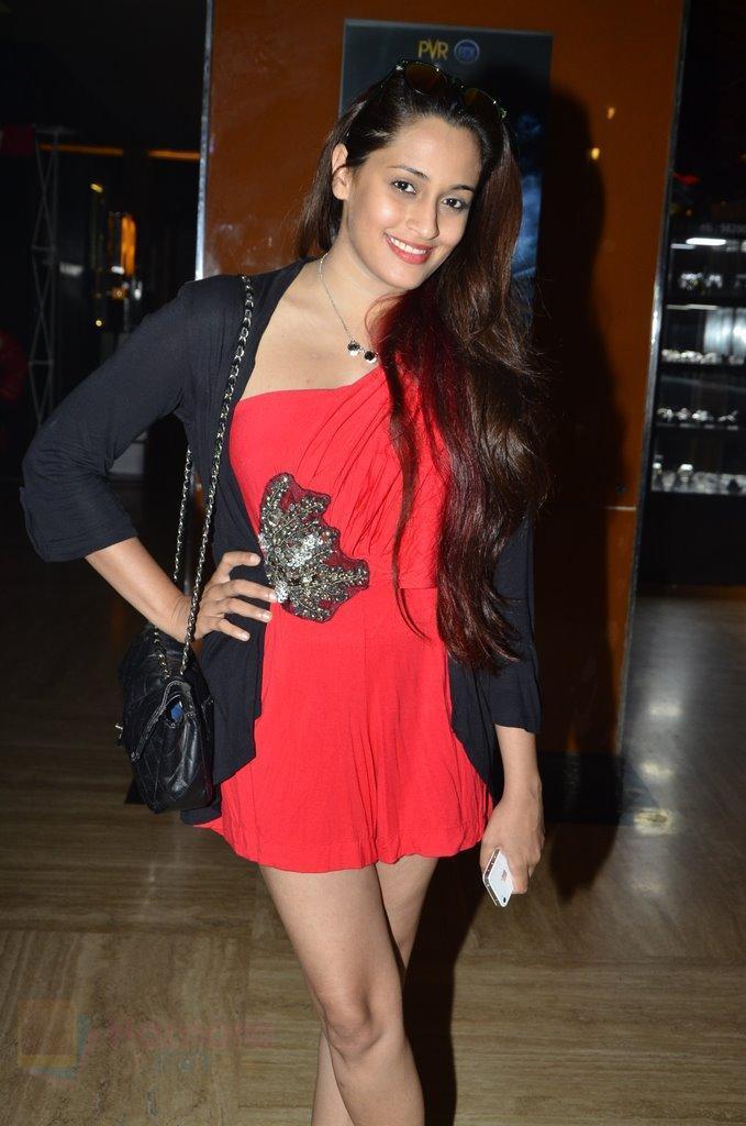 Gorgeous Shweta Pandit at Lekar Hum Deewana Dil promotional event in Mumbai
