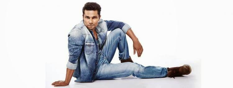 Randeep Hooda Cool Pose For Smart Life Magazine July 2014 Issue