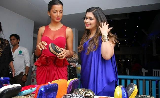 Mugdha Unveils Designer Manali Jagtaps New Bridal Handbag Collection Clutch Closet