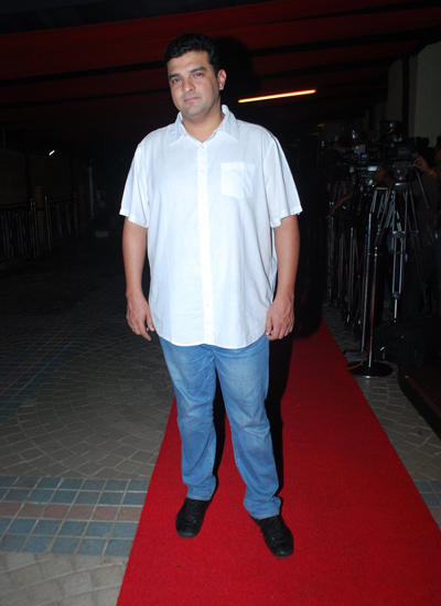 Siddharth Roy Kapur Strikes A Pose In Red Carpet During The Warp Up Party Of Raja Natwarlal