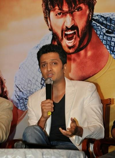Riteish Deshmukh Spoke About The Film At A Press Conference For Lai Bhaari