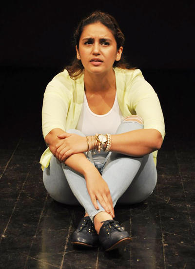 Huma Qureshi Attends A Theatre Fest