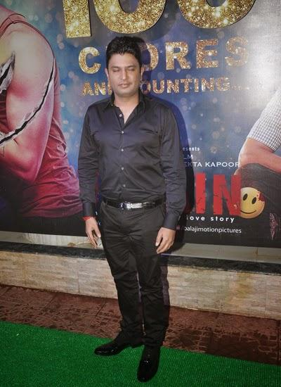 Bhushan Kumar Attend The Ek Villain 100 Crore Success Party