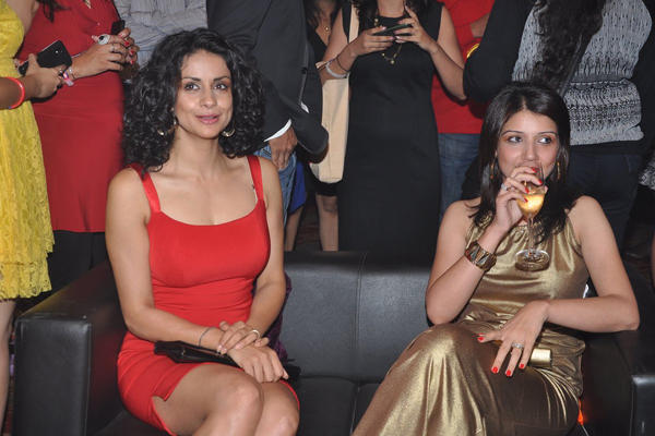 Hot Gul Panag Attended The Fox Life Launch Celebration Bash