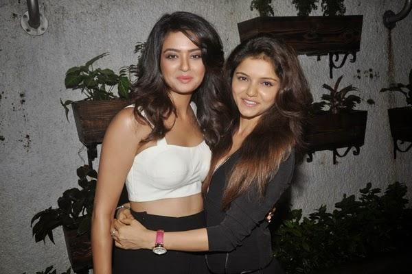 Rubina A Close Friend Of Surveen Saw Her Debut Movie Hate Story 2