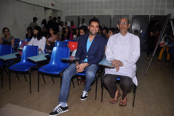 Abhay Deol Announced Malhar, The Annual Inter-College Cultural Fest Of St. Xavier's College