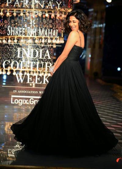 Chitrangada Add Bollywood Glamour At ICW 2014 Finale
