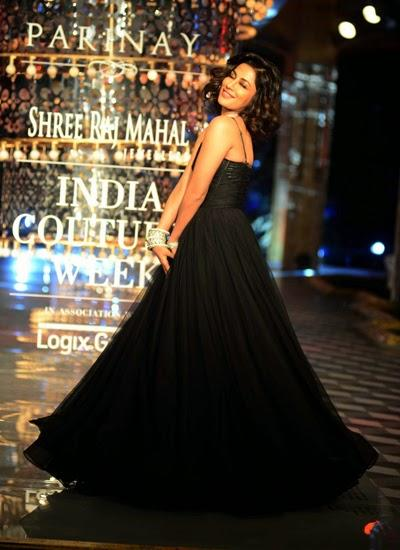 Chitrangada Singh Pulls Of A Marilyn Monroe Pose On Final Day Of ICW 2014