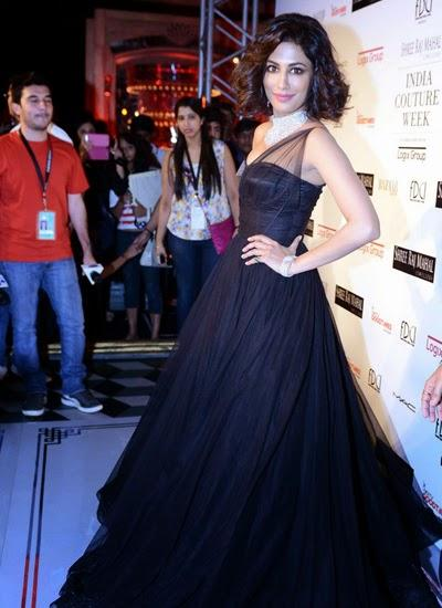 Chitrangada Singh Snapped At The Final Day Of ICW 2014 For Walk The Ramp