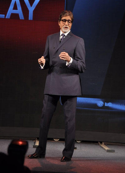 G3 Smartphones Is To Be Endorsed By Bollywood Megastar Amitabh Bachchan