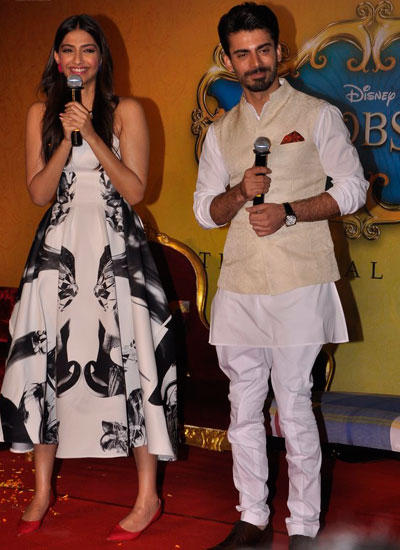 The Trailer Of Sonam Kapoor And Fawad Khan Starrer Khoobsurat Launch Today