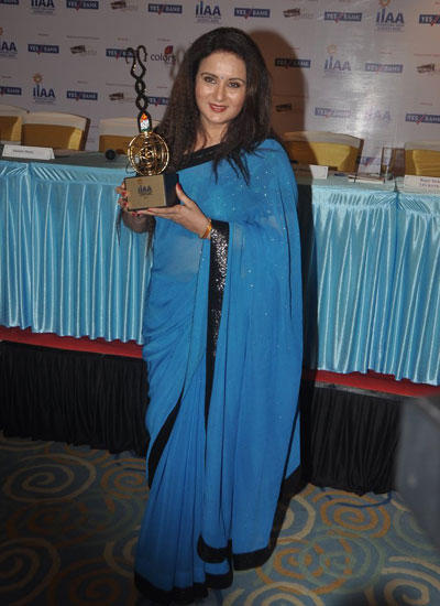Poonam Dhillon Attend The International India Achiievers Awards Event