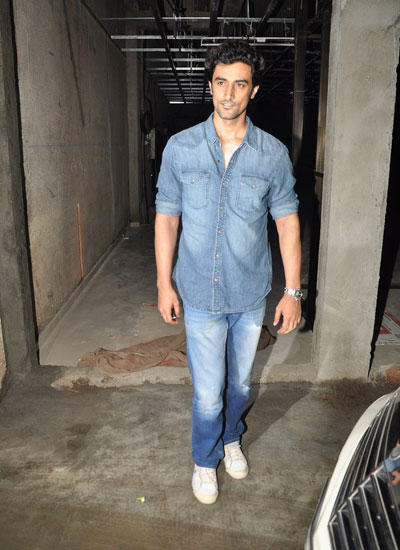 Kunal Kapoor Dappers Look In Jeans Spotted At Lightbox In Mumbai