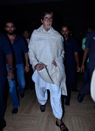 Amitabh Bachchan Goes To Attend Shekhar Ravjiani New Single Launch Event