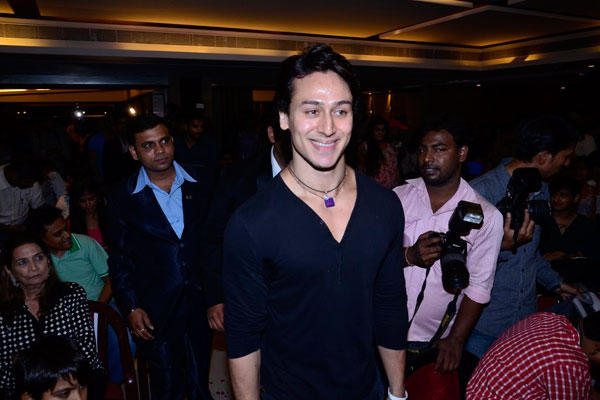 Tiger Shroff Spotted At Kukkiwon World Taekwondo Headquarters In Mumbai