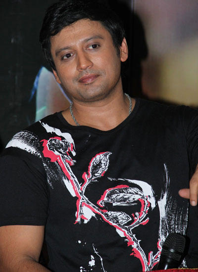 Prashanth Looking Fresh And Cool During The Press Meet Of Sahasam Movie Song