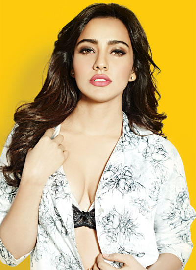 Neha Sharma Sizzles At Her Hottest Avatar For A Hip Men's Magazine