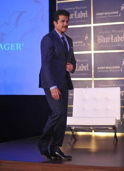 Anil Kapoor Spotted At Hollywood Movie The Gentleman's Wager Panel Discussion