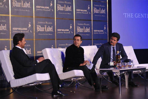 Anil,Irrfan And Chetan Bhagat At The Gentleman's Wager Panel Discussion 3