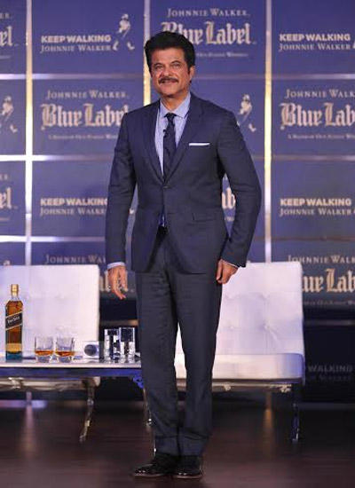 Evergreen Anil Kapoor Looks Very Handsome At The Gentleman's Wager Screening