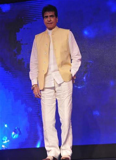 Jeetendra Attend The New Entertainment Channel Sony Pal Launch Event