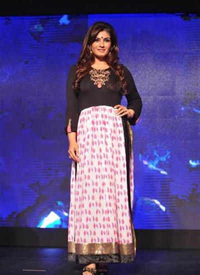 Raveena Looks Stunning In This Outfit During The Sony Pal Launch Event