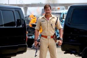 Ajay Devgan Singham Returns Movie Latest Still