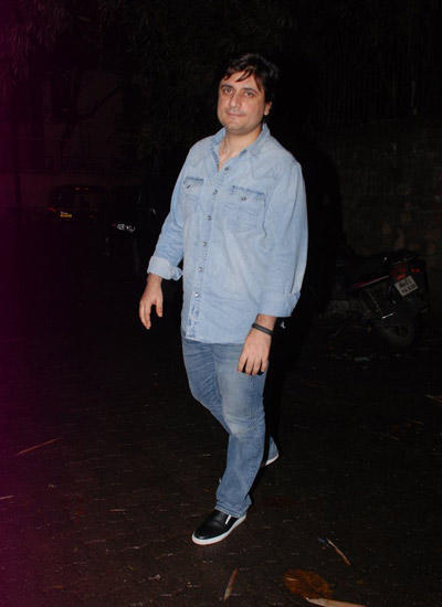 Goldie Behl Goes To Attend The Entertainment Movie Special Screening