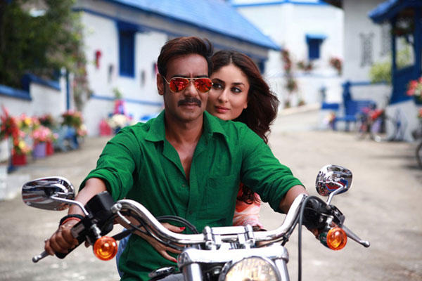 Ajay and Kareena Have Showcased A Completely Different Side Of Romance