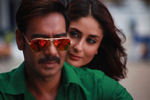 Ajay And Kareena A Romantic Angle In Kuch Toh Hua Hai Song