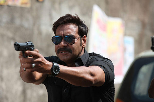 Ajay Devgan On Action Mode From The Movie Singham Returns
