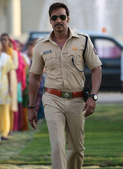 Ajay Devgan Role As D.C.P. Once Again In Singham Returns