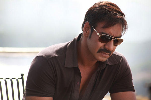 Singham Returns Movie Ajay Devgan Latest Still