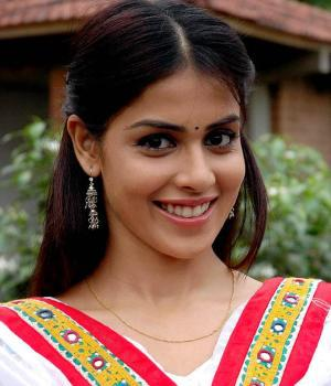 Genelia D'Souza Looks Very Stunning In South Indian Movie