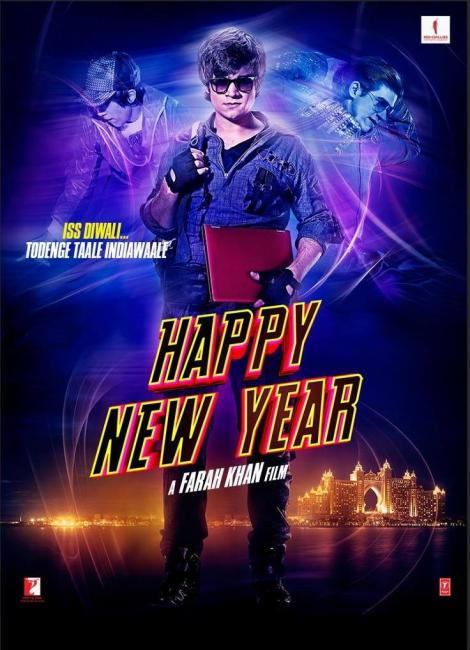 Vivaan Shah Looks Very Cute In Happy New Poster